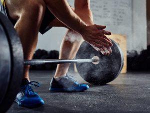 Deadlift effectieve oefening, Je traint er vrijwel je hele lichaam mee.