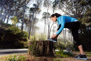 Beginnen met hardlopen - Loop je eigen afstand