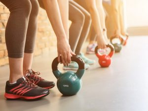 Beginnen met fitness: sterke start