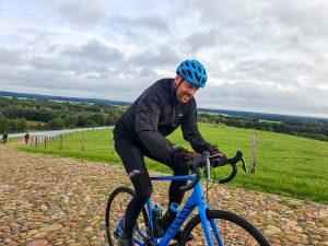 Beginnen met wielrennen: voorbereid op pad bij VAM berg