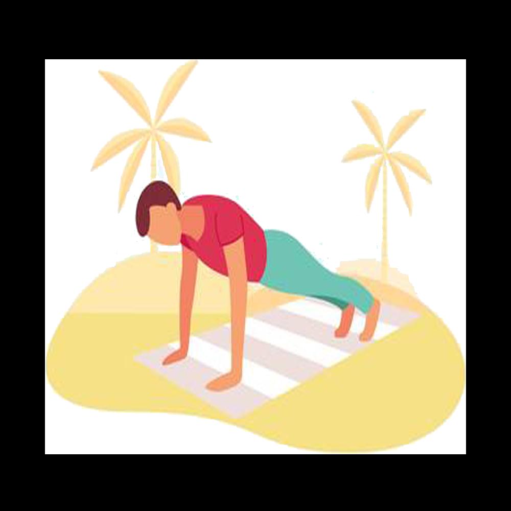 Fitness vakanties
