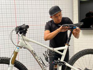 Voorkom zadelpijn - Met plezier fietsen