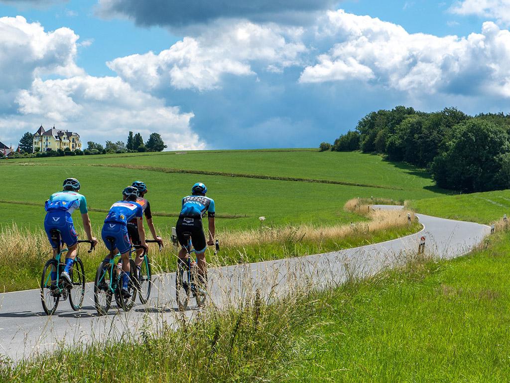 Rugpijn door wielrennen - Beter op de fiets