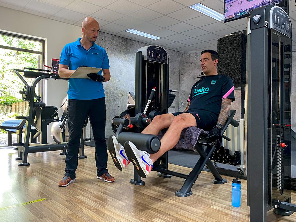 Sportspecifieke training - Gericht trainen